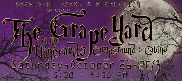 GrapeYard Ticket crop